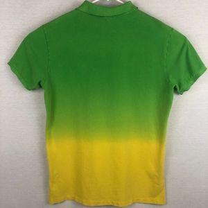 Polo by Ralph Lauren Shirts - Polo Ralph Lauren BIG PONY *RARE* 2-Tone Polo -L